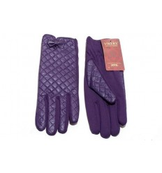 Women's gloves quilted ortalion