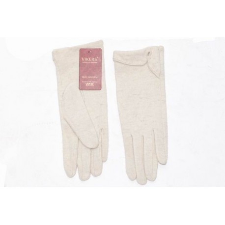 Angora thin women's gloves