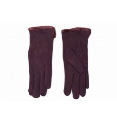 Rękawiczki damskie bawełniane