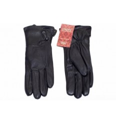 Women gloves eco - black Piwi