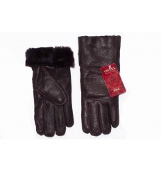 Duvet women's gloves - one size