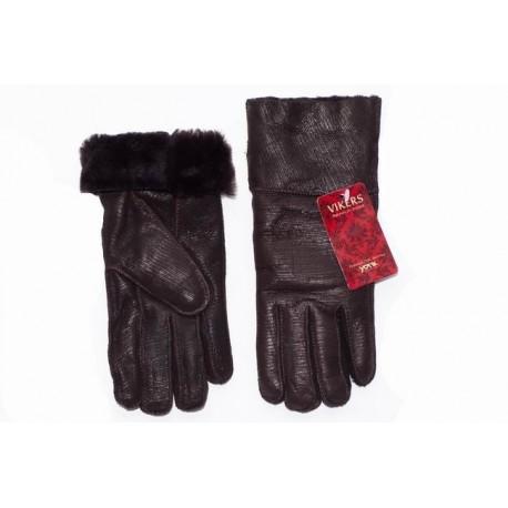 Duvet women's gloves - one size