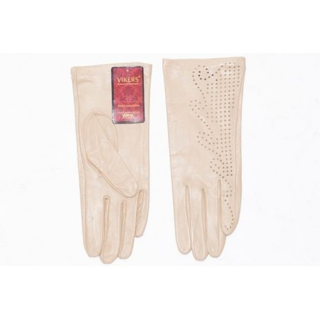Women's gloves - openwork