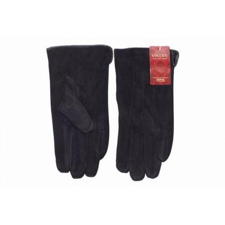 Men's suede gloves