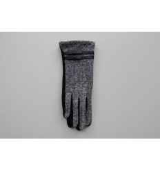 Women's material gloves F31