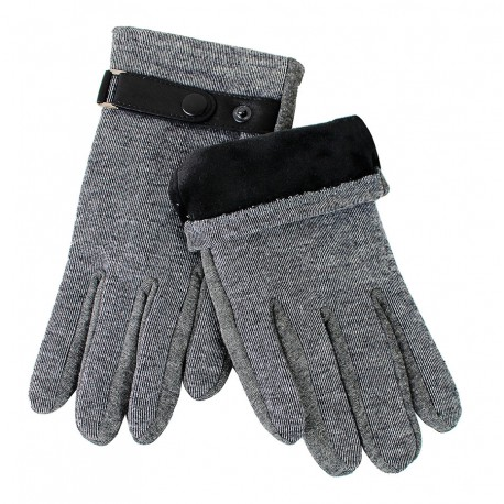 Rękawiczki męskie materiałowe